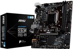 MOTHER 1151 MSI B365M PRO-VH DDR4 (8VA Y 9NA GENERACION)