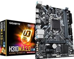 MOTHER 1151 GIGABYTE H310M A 2.0 DDR4 (8VA Y 9NA GENERACION)
